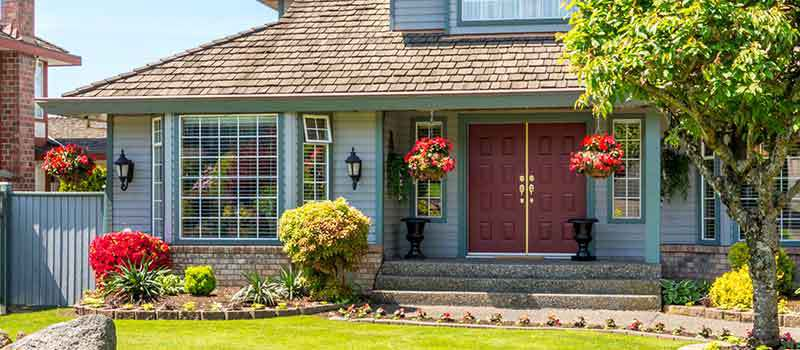 Springtime is the best moment to renovate your exterior painting