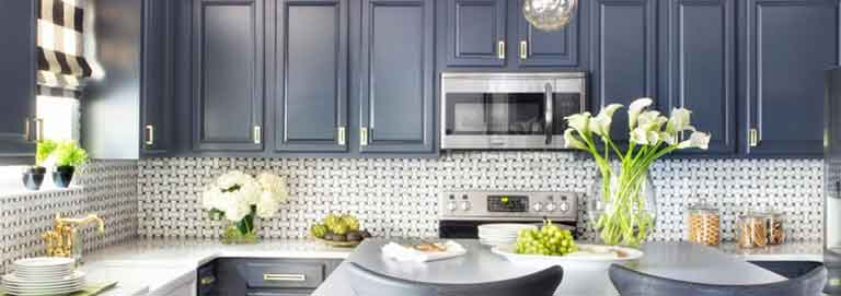 How painting cabinets benefit homeowners in several ways