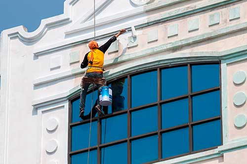 Bring Your Building Back to Life Getting Our Professional Painting Services