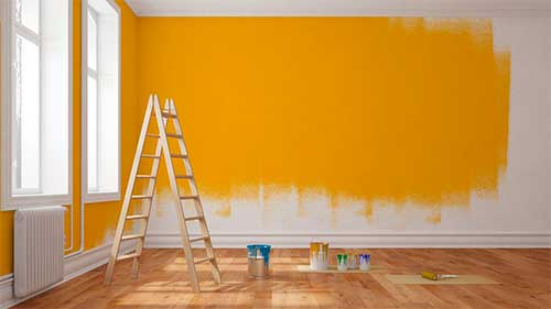 Get the best residential painting service with Mayas Painting.