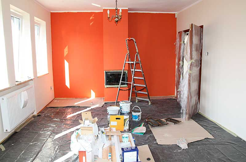 Mayas painting offers residential painting services at affordable prices
