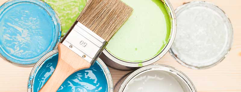 Right paint for your walls