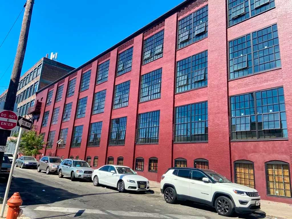 Fresh Coat of Paint Applied to a 3-Story Office Building